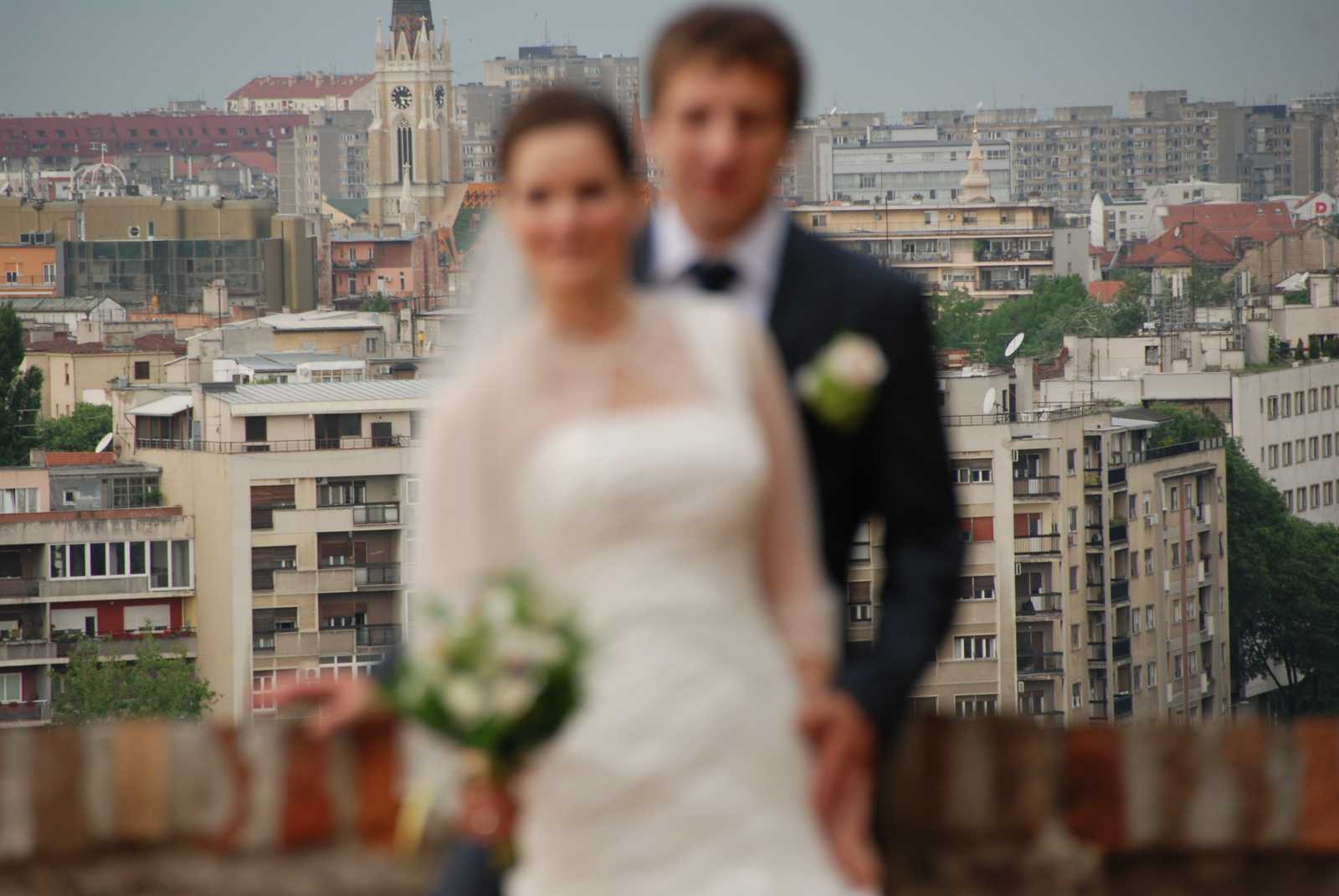 Weddings - Jelena and Nebojsa, out of focus